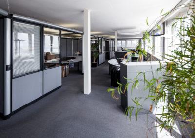B2 Grossraumbüro Eingang
