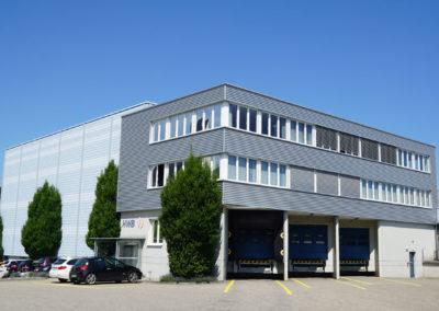 Gebäude A Rampen